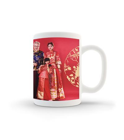 变色创意DIY定做可印照片定制马克情侣水杯子魔术女生日礼物