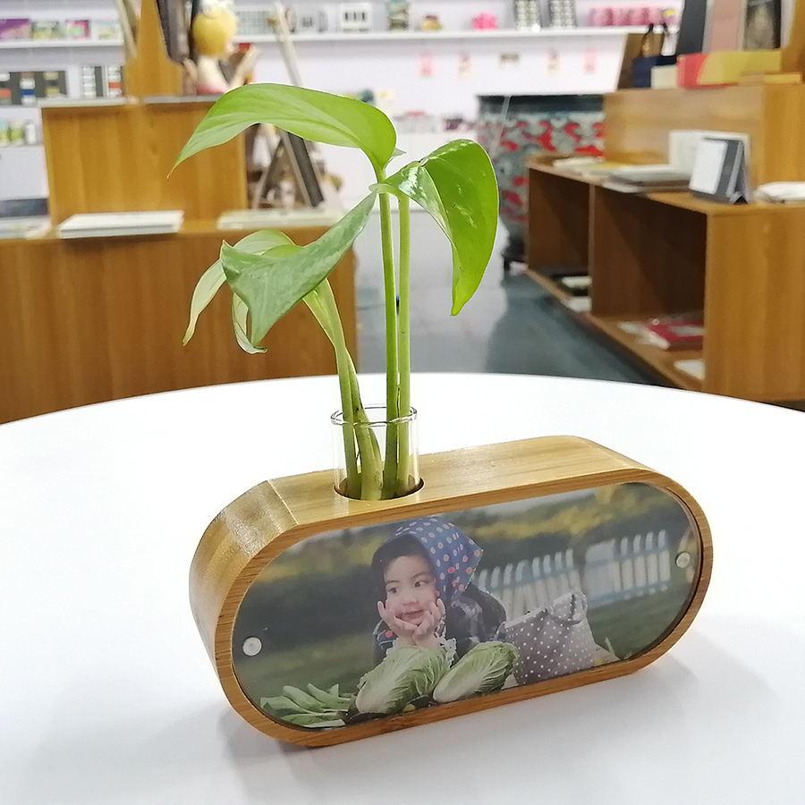 楠木音乐盒 创意摆件 抖音同款音乐盒