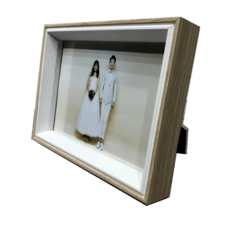 创意10寸相架相框墙婚纱儿童宝宝摆台组合照片定制218-268mm
